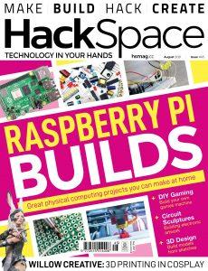 HackSpace – August 2021