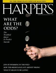 Harper's Magazine – August 2021