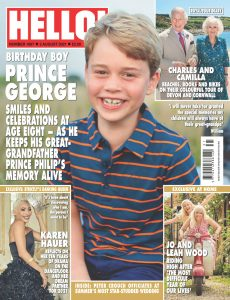Hello! Magazine UK – 02 August 2021