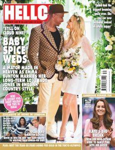 Hello! Magazine UK – 26 July 2021