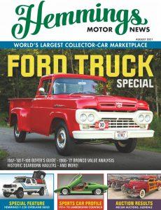 Hemmings Motor News – August 2021