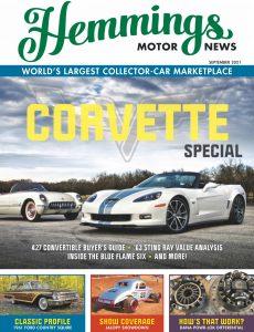 Hemmings Motor News – September 2021