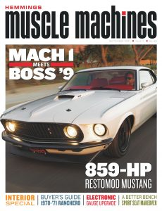 Hemmings Muscle Machines – September 2021