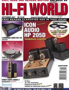 Hi-Fi World – September 2021