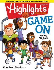 Highlights for Children – August 2021