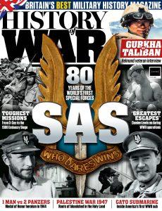 History of War – July 2021