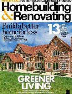 Homebuilding & Renovating – September 2021