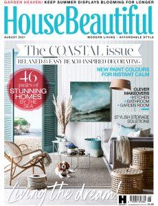 House Beautiful UK – August 2021