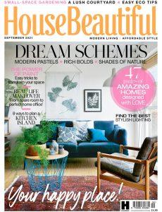 House Beautiful UK – September 2021