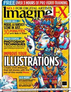 ImagineFX – Issue 203, 2021