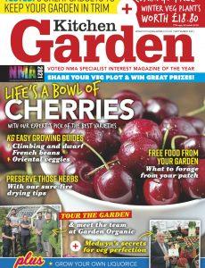 Kitchen Garden – September 2021