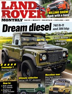 Land Rover Monthly – September 2021