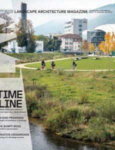 Landscape Architecture Magazine USA – August 2021