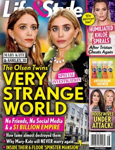 Life & Style Weekly – July 12, 2021