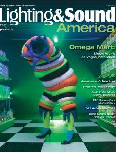 Lighting & Sound America – July 2021