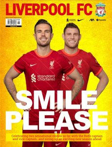 Liverpool FC Magazine – August 2021