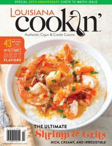 Louisiana Cookin' – September-October 2021