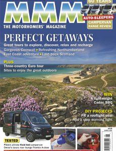 MMM – The Motorhomers' Magazine – August 2021
