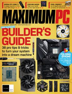 Maximum PC – August 2021