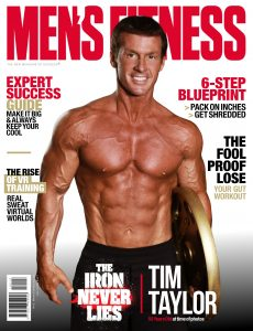 Men's Fitness South Africa – July-August 2021