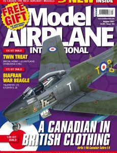 Model Airplane International – Issue 193 – August 2021