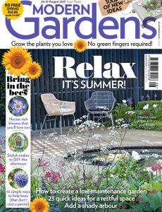 Modern Gardens – August 2021
