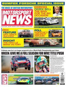 Motorsport News – July 29, 2021