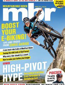 Mountain Bike Rider – August 2021