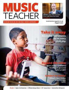 Music Teacher – August 2021