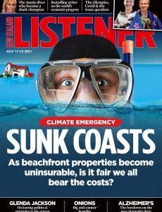 New Zealand Listener – July 17, 2021