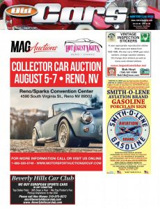 Old Cars Weekly – 01 August 2021