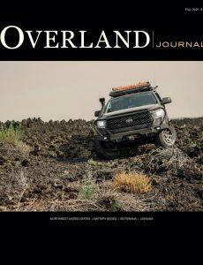 Overland Journal – Fall 2021