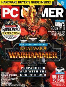 PC Gamer USA – September 2021