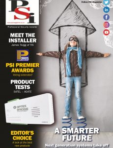 PSI Professional Security Installer – August 2021