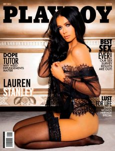 Playboy Africa July 2021