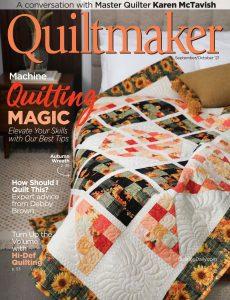 Quiltmaker – September-October 2021