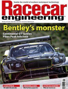 Racecar Engineering – August 2021