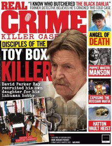 Real Crime – Issue 78, 2021