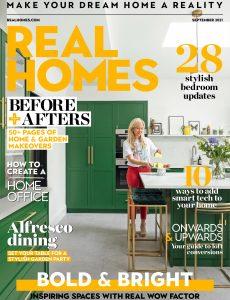 Real Homes – September 2021