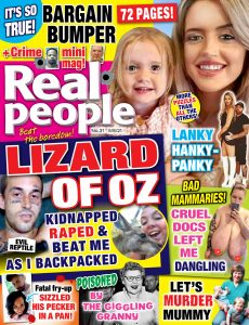 Real People – 05 August 2021