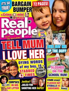 Real People – 08 July 2021