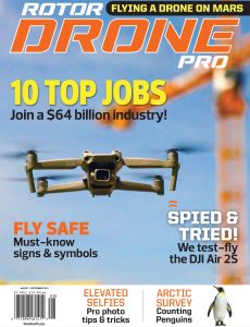 RotorDrone Pro – August-September 2021