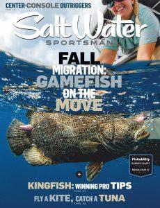 Salt Water Sportsman – August 2021