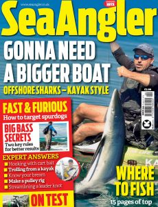 Sea Angler – July 2021