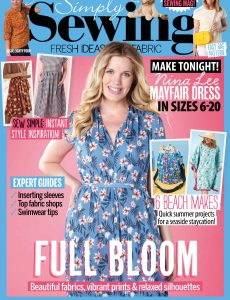 Simply Sewing – September 2021