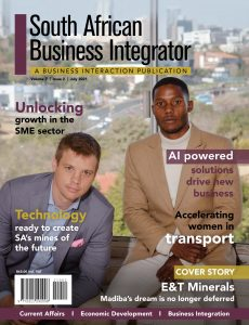 South African Business Integrator Volume 7 Issue 2 – July-September 2021