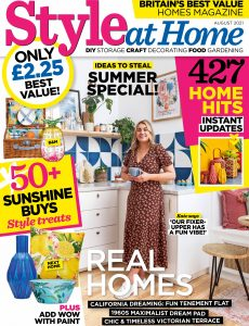 Style at Home UK – August 2021
