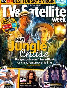 TV & Satellite Week – 31 July 2021