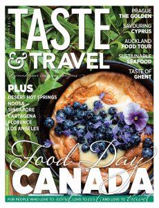 Taste & Travel International – July 2021