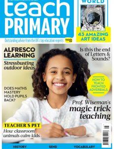 Teach Primary – Volume 15 No 5 – July-August 2021